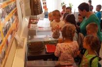 Первоклашки в музее_28