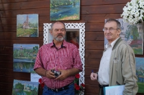 Художники на пленэре_26 мая–4 июня 2015