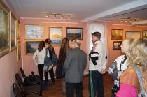 Открытие выставки Сергея Асташкина_15