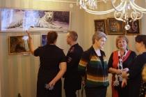 Выставка сотрудниц некрасовской полиции_4