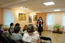 Закрытие выставки Д. А. Трубникова_11 сентября 2015