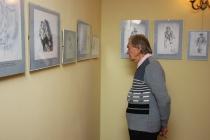 Открытие выставки рисунков братьев Сорокиных_20 декабря 2016