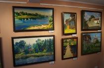 Открытие выставки Ярославского пленэрного центра_29 апреля 2016