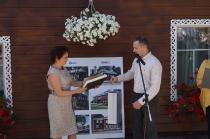 Открытие обновлённого музея в День посёлка_25 июля 2015