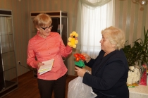 Презентация книги С. Комогорцевой